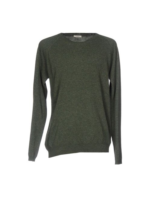 Mauro Grifoni - Green Sweater for Men - Lyst