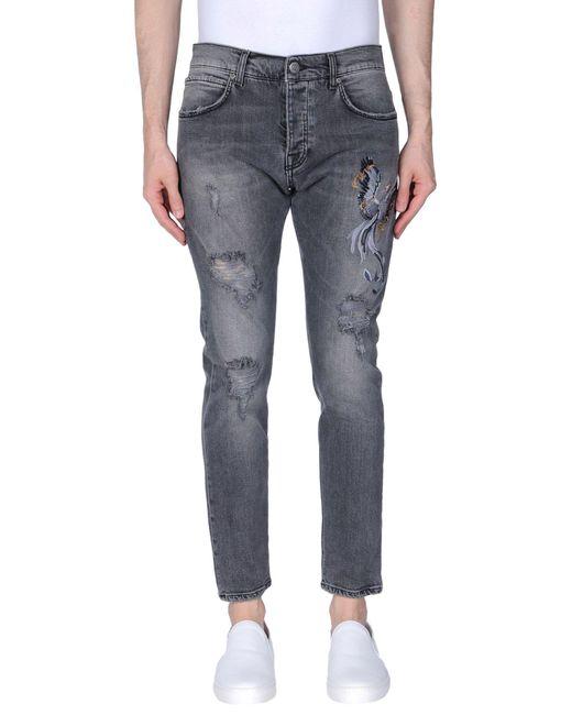 2W2M - Blue Denim Trousers for Men - Lyst