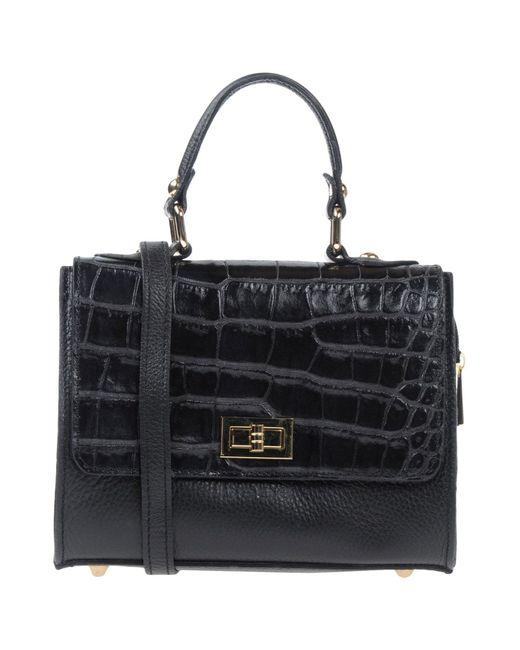Bebe | Black Handbag | Lyst