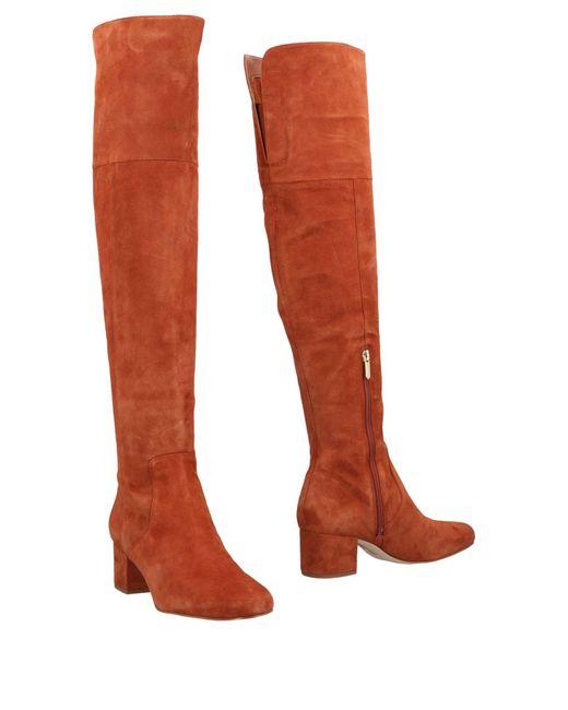 Sam Edelman - Brown Boots - Lyst