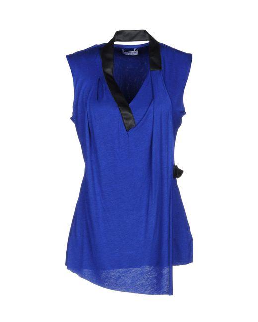 Bailey 44 - Blue T-shirts - Lyst