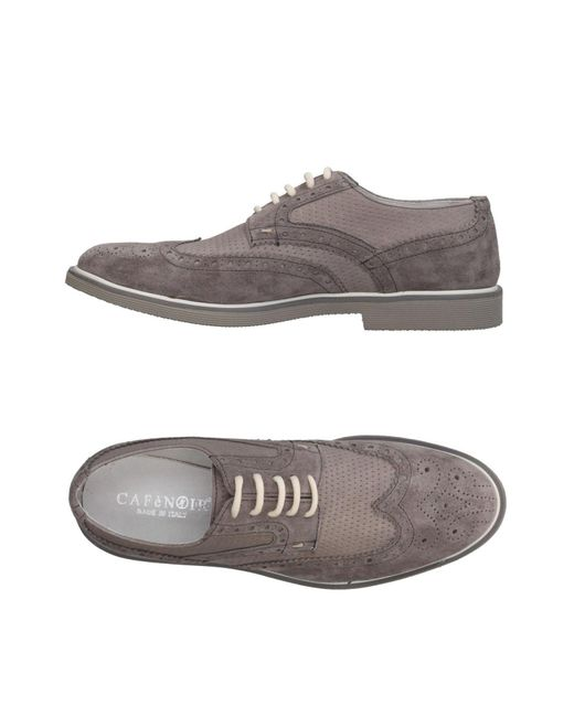 FOOTWEAR - Lace-up shoes Caf meduW3xc