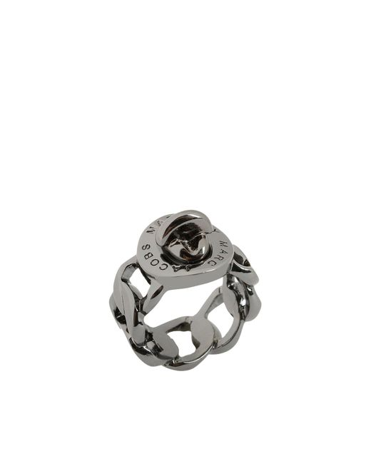 Marc By Marc Jacobs - Metallic Ring - Lyst