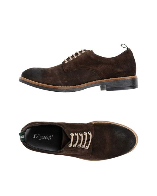 Snobs - Brown Lace-up Shoe for Men - Lyst