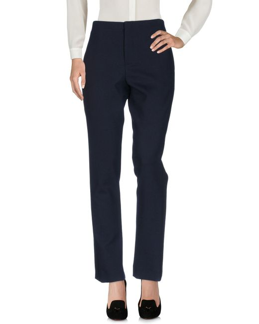 Marni - Blue Casual Trouser - Lyst