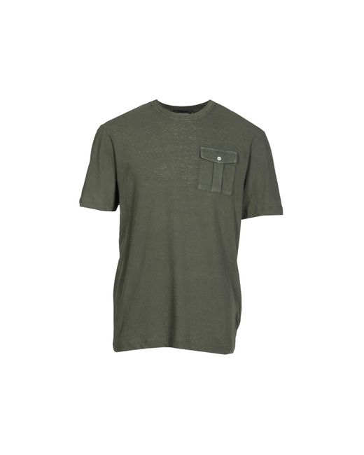 DSquared² - Green T-shirt for Men - Lyst