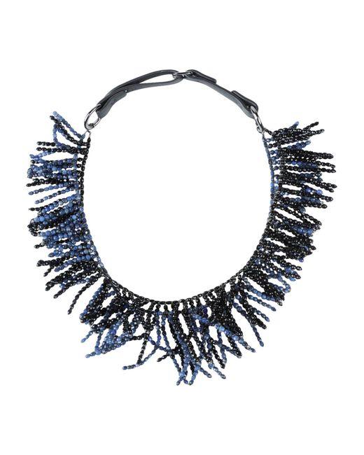 Brunello Cucinelli | Blue Necklace | Lyst