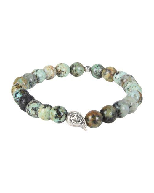 THE JAAR - Green Bracelet for Men - Lyst