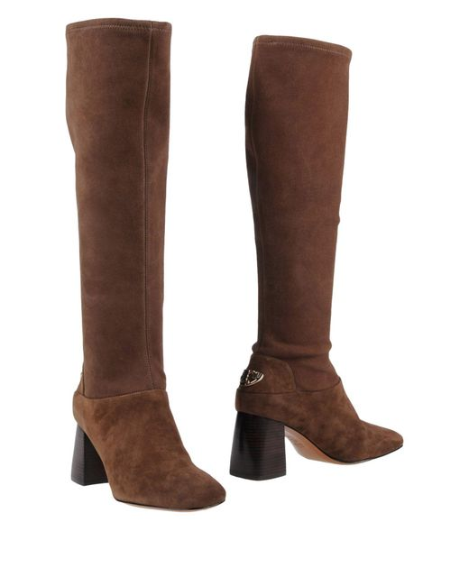 Tory Burch - Brown Boots - Lyst