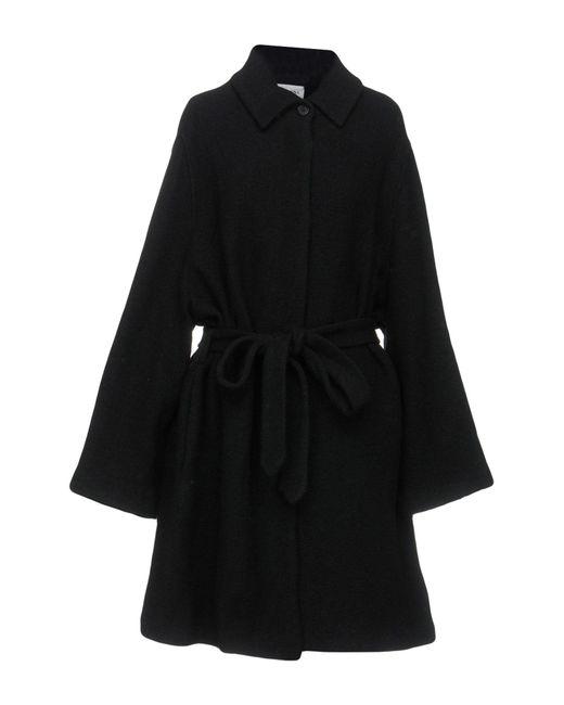 Barena - Black Coat - Lyst