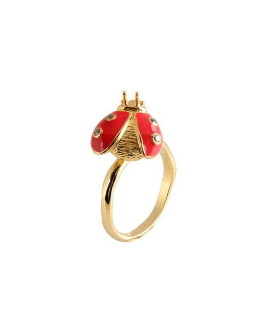 Sretsis | Metallic Ring | Lyst