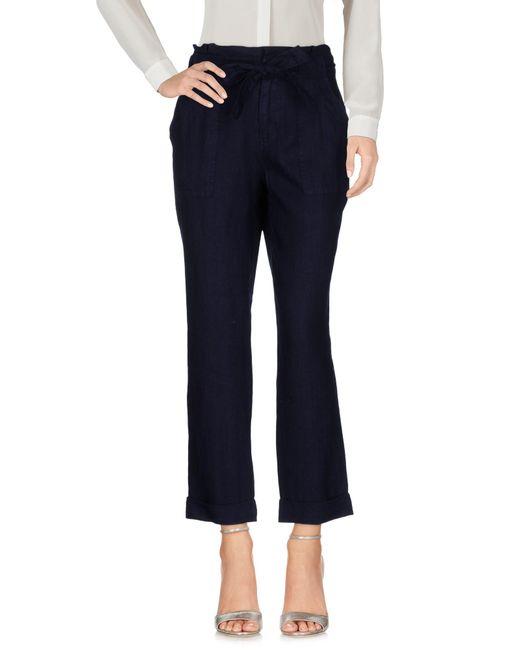 Joie | Blue Casual Trouser | Lyst