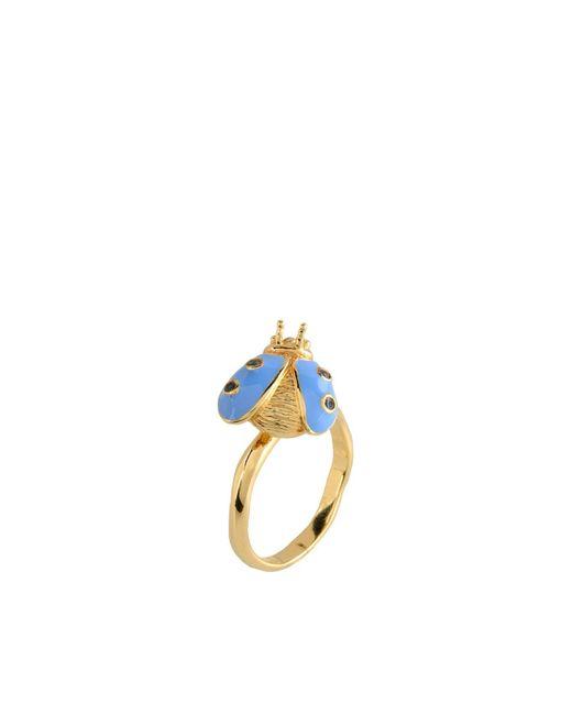 Sretsis - Metallic Ring - Lyst