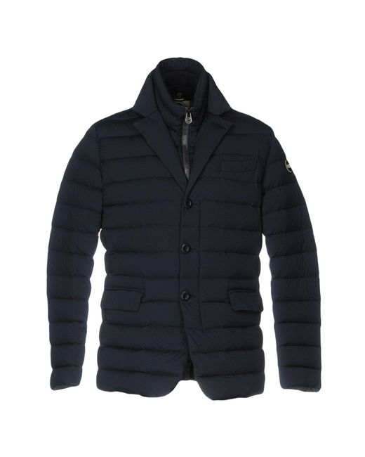 Colmar - Blue Down Jacket for Men - Lyst