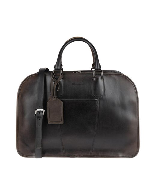 Santoni - Green Luggage for Men - Lyst