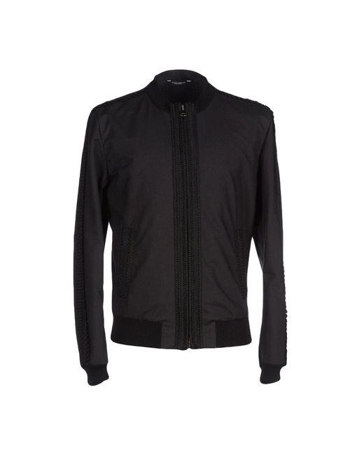 Dolce & Gabbana - Black Jackets for Men - Lyst