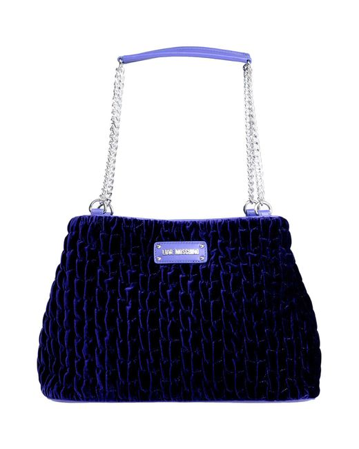 Love Moschino - Purple Handbag - Lyst