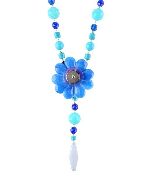 Marina Fossati - Blue Necklaces - Lyst