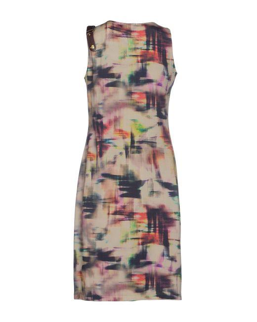 In Dress Gattinoni Natural Short Lyst q068z