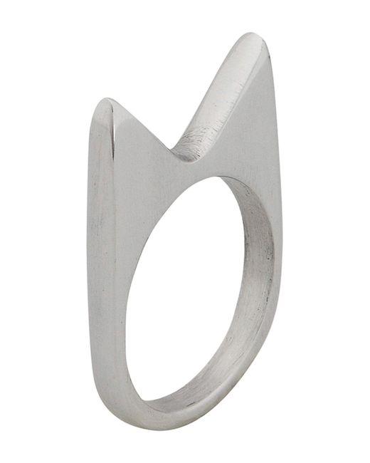 ARTISANS & ADVENTURERS | Metallic Ring | Lyst