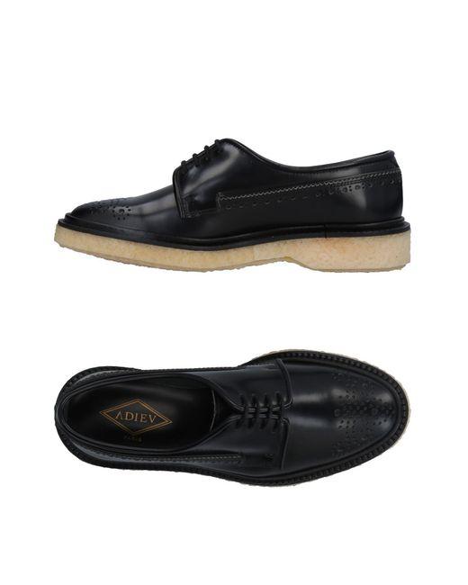 Adieu - Black Lace-up Shoes for Men - Lyst