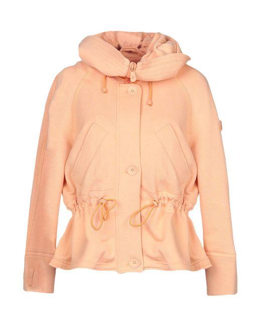 Peuterey - Orange Jacket - Lyst