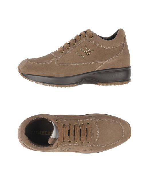 Lumberjack   Natural Low-tops & Sneakers   Lyst