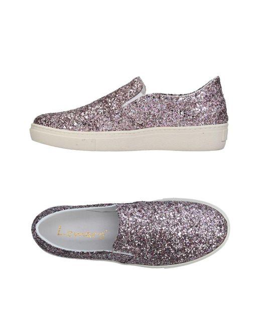 Lemarè - Pink Low-tops & Sneakers - Lyst