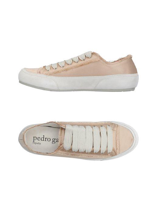 Pedro Garcia | Pink Low-tops & Sneakers | Lyst