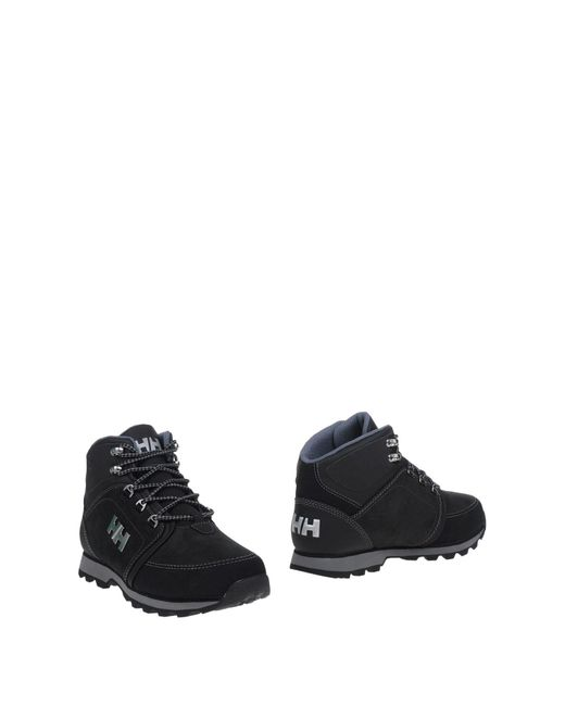 Helly Hansen - Black Ankle Boots for Men - Lyst