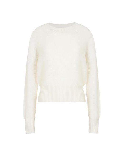 Maiyet - White Sweater - Lyst