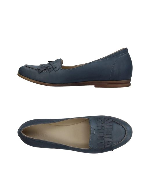 Khrio - Blue Loafers - Lyst