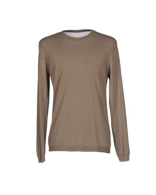 Alpha Massimo Rebecchi - Multicolor Sweaters for Men - Lyst