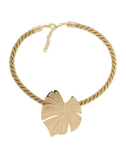 Fisico - Metallic Necklace - Lyst
