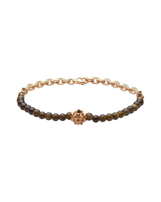 Northskull - Metallic Bracelet - Lyst