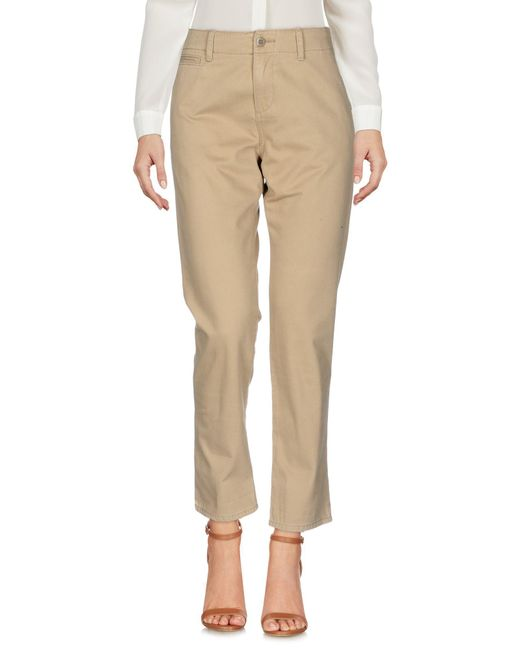 Denim & Supply Ralph Lauren - Natural Casual Pants - Lyst