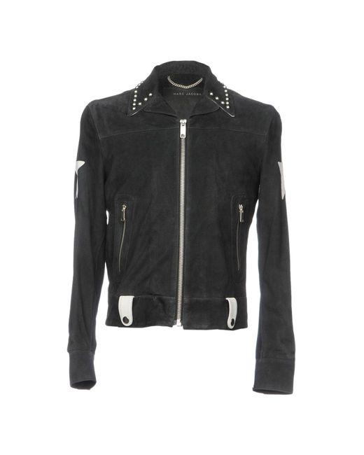 Marc Jacobs - Black Jacket for Men - Lyst