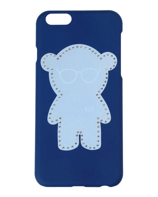 Emporio Armani - Blue Covers & Cases - Lyst