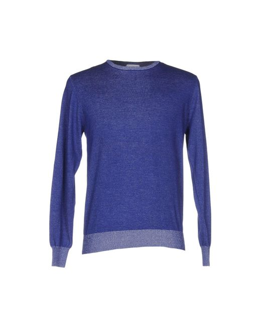 Heritage - Blue Sweater for Men - Lyst