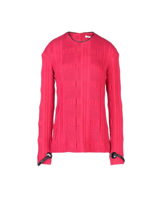 Christopher Esber - Pink Blouse - Lyst