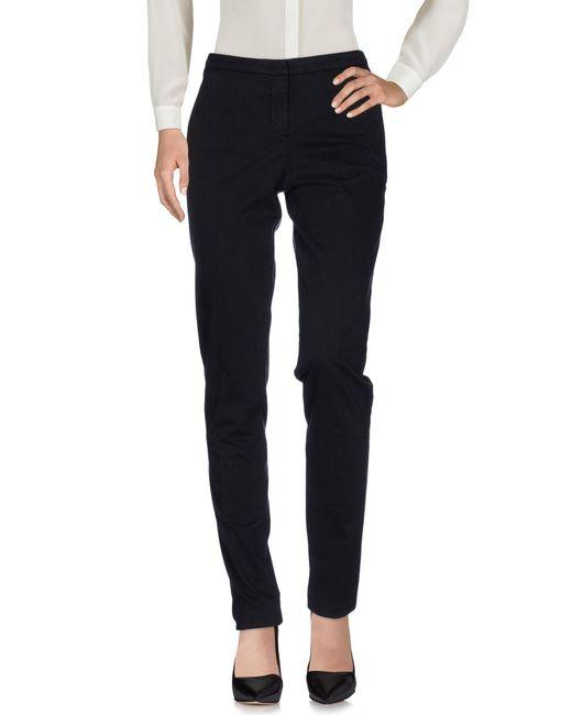 Armani - Black Casual Pants - Lyst