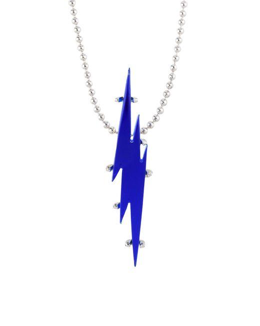 DSquared² - Blue Necklace for Men - Lyst
