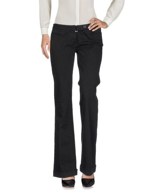 Ermanno Scervino - Black Casual Pants - Lyst