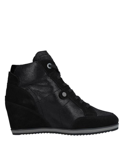 Geox - Black High-tops & Sneakers - Lyst