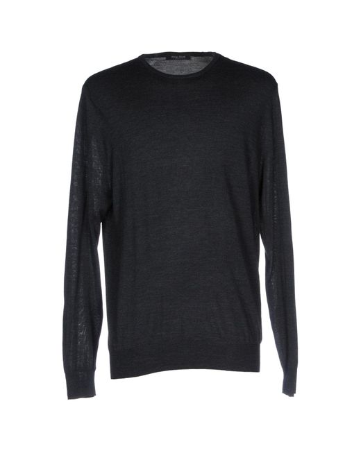 Henry Smith - Gray Sweater for Men - Lyst