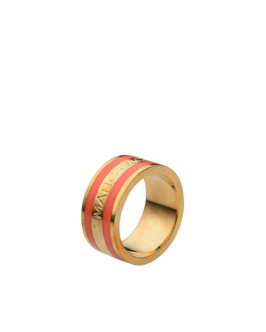 Marc By Marc Jacobs - Red Rings - Lyst