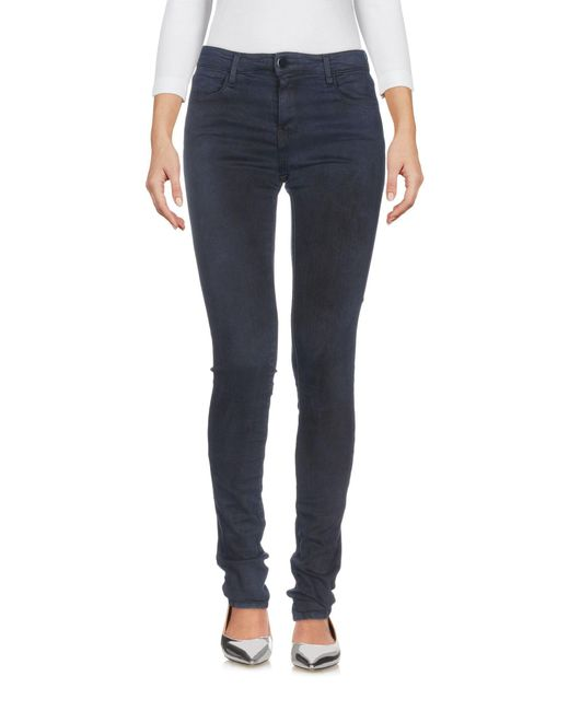 Brockenbow Blue Denim Trousers