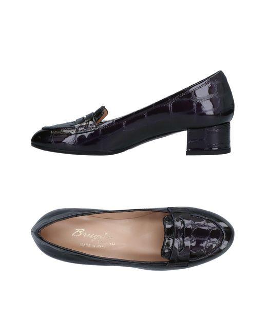 F.lli Bruglia - Purple Loafer - Lyst