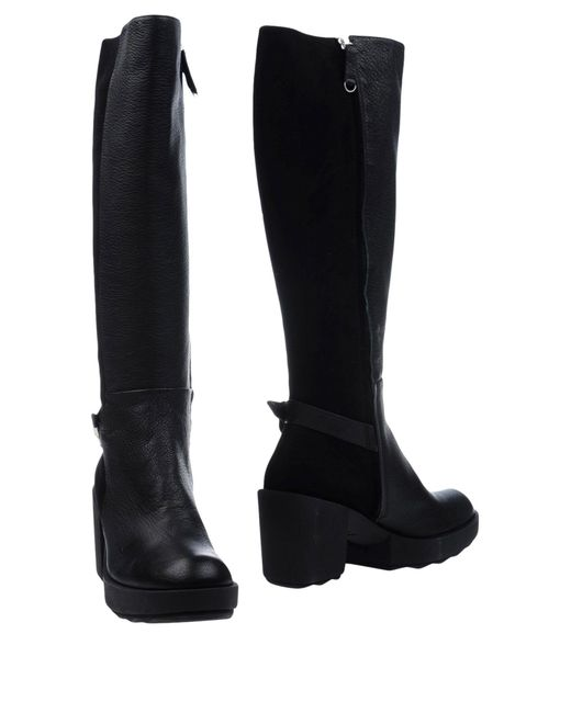 Audley | Black Boots | Lyst