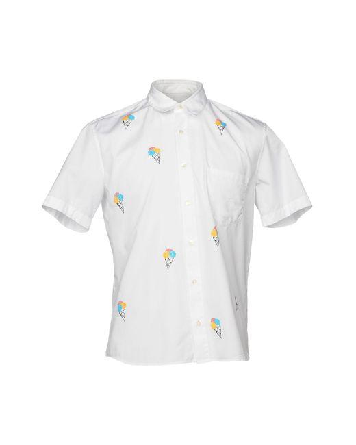 Jimi Roos - White Shirt for Men - Lyst